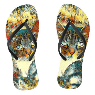 Tongs AnimalArt_Cat_20170801_by_JAMColors