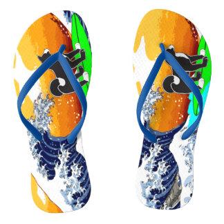 Tongs Bascules électroniques de surfer de MARS