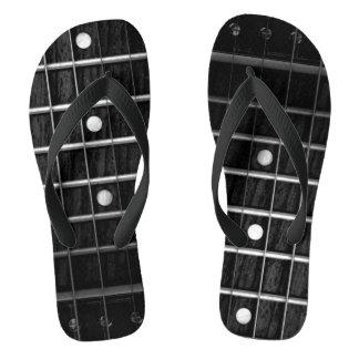 Tongs Bascules électroniques monochromes de Fretboard de