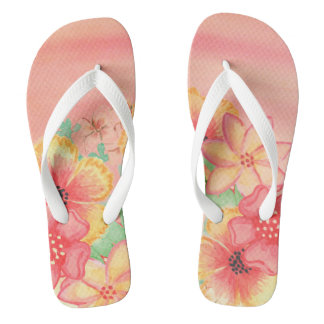 Tongs Floral