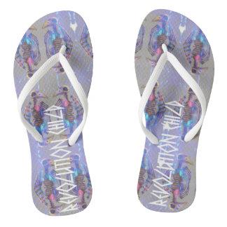 Tongs Révolution Child, Uranus et Oracle'Flip flop Shoe
