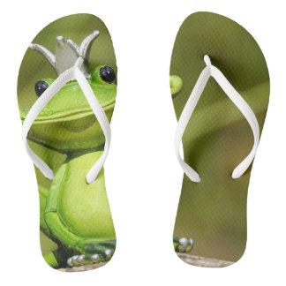 Tongs Roi génial de grenouille de bascules électroniques