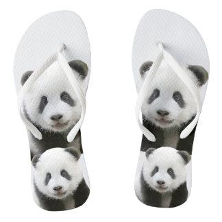 Tongs Visage de panda