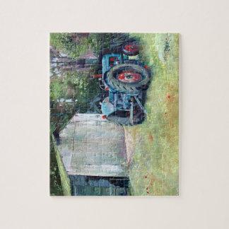 Tonkinson puzzle - T ` old le tracteur
