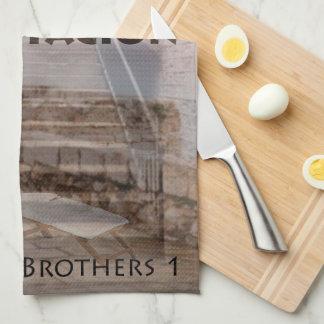 Torchon The Four Brothers 1 - la Tentation Linges De Cuisine