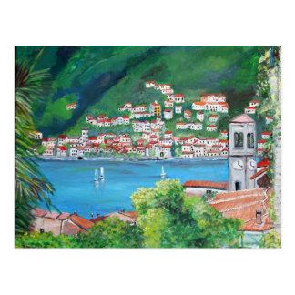 Torno, lac de carte postale de Como