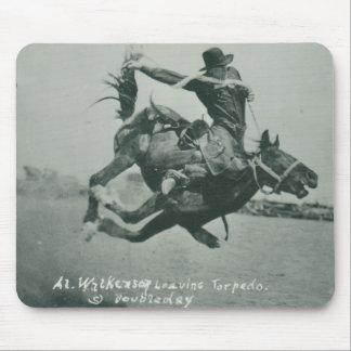 Torpille d'équitation de Wilkenson d'Al Tapis De Souris