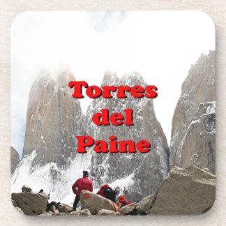 Torres del Paine : Le Chili Dessous-de-verre