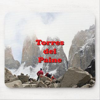 Torres del Paine : Le Chili Tapis De Souris