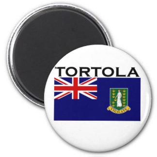Tortola Magnet Rond 8 Cm