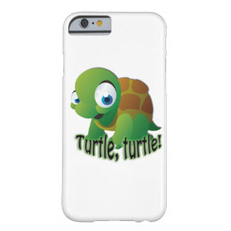 Tortue ! coque iPhone 6 barely there