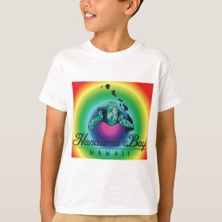 Tortue de baie de Hanauma T-shirt