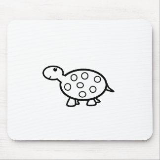 Tortue de bébé tapis de souris
