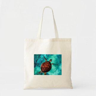 Tortue de mer glorieuse sac de toile