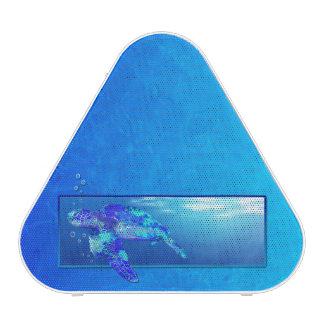 Tortue de mer sous-marine haut-parleur bluetooth