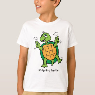 tortue de rupture t-shirt