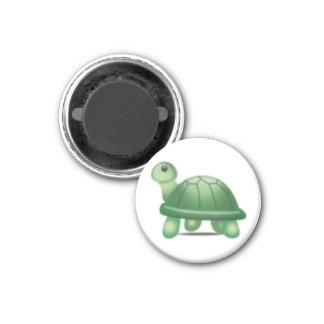 Tortue - Emoji Aimant