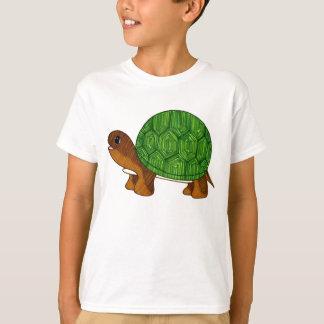 Tortue heureuse t-shirt