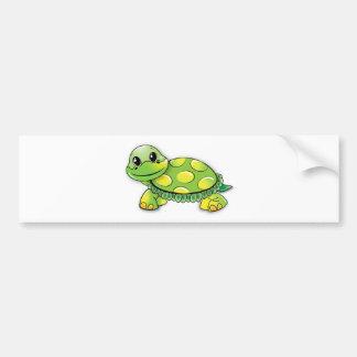 Autocollants pour voiture tortue mignonne - Voiture tortue ...