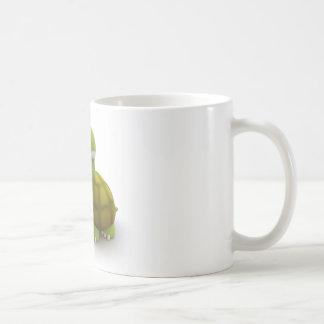 Tortue Mug Blanc