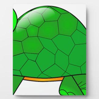 tortue plaque photo