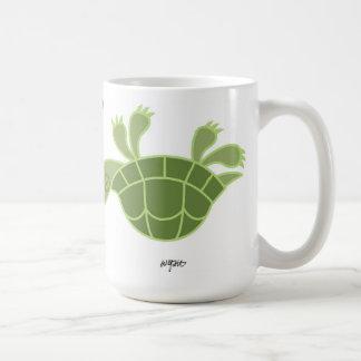 Tortues dans l'amour mug