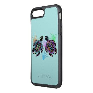 Tortues de mer coque OtterBox symmetry iPhone 8 plus/7 plus