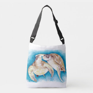 Tortues de mer sac