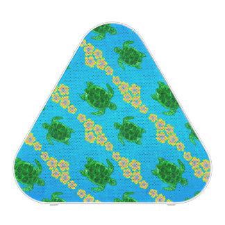 Tortues de mer verte haut-parleur bluetooth