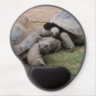tortues géantes tapis de souris avec gel