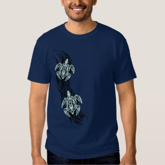 Tortues tribales t-shirts