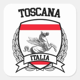 Toscane Sticker Carré