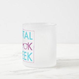Total Book Geek Milk les verres Mug