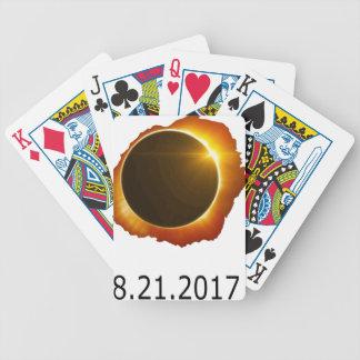 Total-Solaire-Éclipse Jeu De Cartes