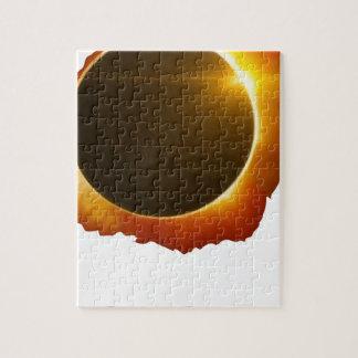 Total-Solaire-Éclipse Puzzle