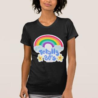 Totalement arc-en-ciel 80s t-shirt