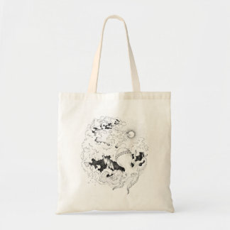 TOTE BAG タコ トートバッグ