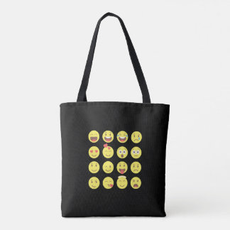 Tote Bag 16 emojis