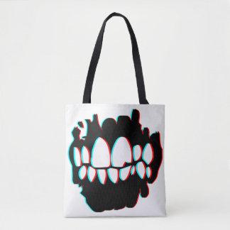 Tote Bag 3D LOWLIFE - Tygkasse