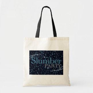 Tote Bag accessoires de soirée pyjamas : starshine