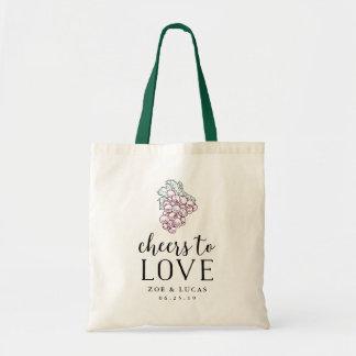 Tote Bag Acclamations pour aimer la faveur de mariage