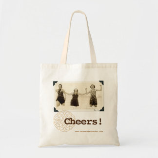 Tote Bag Acclamations tissées de Wineworks !