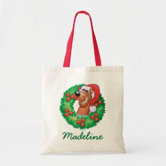 Tote Bag Additionnez votre | nommé Scooby en guirlande