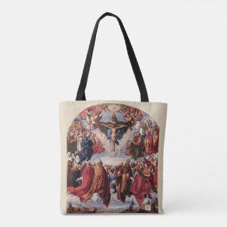 Tote Bag Adoration de la trinité par Albrecht Durer, 1511