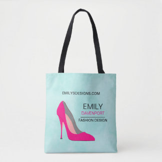 Tote Bag Affaires chics de chaussure stylet de talon haut