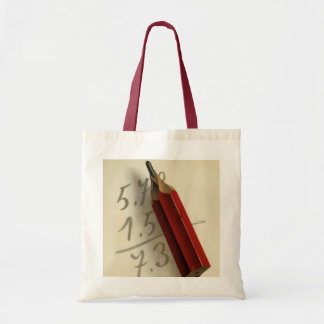 Tote Bag Affaires vintages, équation de maths avec le
