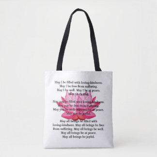 Tote Bag Affectueux-Gentillesse Fourre-tout nouveau