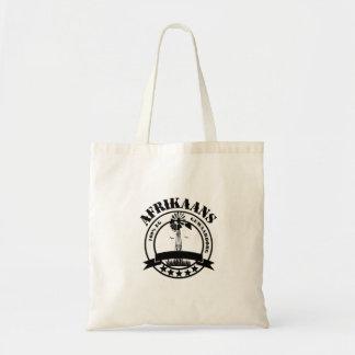 Tote Bag Afrikaans 100% par exemple