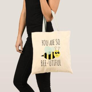 Tote Bag Ainsi abeille Utiful
