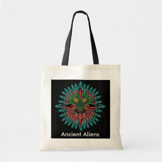 Tote Bag Alien antique